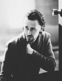 Tom Hiddleston. One more and then I really have to get out of bed.