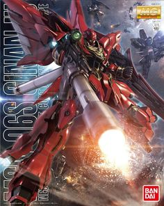 MSN-06S Sinanju OVA MG 1/100 - Gundam Toys Shop, Gunpla Model Kits Hobby Online Store, Diorama Supply, Tamiya Paint, Bandai Action Figures Supplier