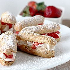 Best ECLAIR in Bodrum.. have you tried strawberry eclairs yet? Do not miss... +90 252 388 6610