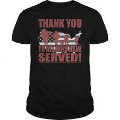 Awesome Tee THANK YOU VETERANS Mens Premium T Shirt Shirts   Tees 3686409e5