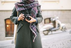 3 Ways a Scarf Can Transform Your Look