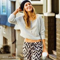 Meet Adria, an artist from St. Pete's Beach, Florida and winner of American Eagle Outfitter's Project Live Your Life.