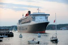 The redesign of the interior of the Queen Mary 2 cruise ship is 'set to impress guests and ensure the flagship retains her leading position'