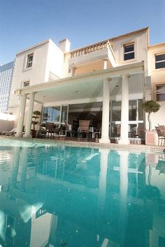 Villa Executive Apartments - The Villa Executive Apartments are situated in the hub of Sandton's business district and within walking distance of the JSE, Gautrain Station, Sandton City mall, the famous Nelson Mandela Square and the ... #weekendgetaways #johannesburg #southafrica