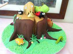 Minuscule cake