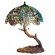 Found it at Wayfair - Tree Table Lamp in Bronze