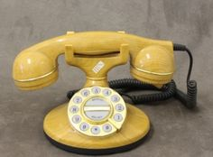 Buy An awesome Telkom land line telephone with push button dial, stunning in an office, study, home!