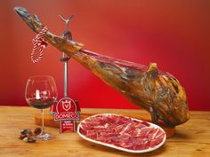 Pata Negra and stuff Spanish Tapas, Food Pyramid, Prosciutto, Charcuterie, Wine Recipes, Tenerife, Catering, Food And Drink, Tasty