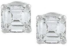 1.52ct Diamond Stud Earrings
