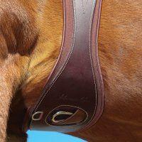 English - Girths - VenTECH Leather English Girth Professional's Choice, horseback riding, equestrian