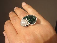 anel feito com cápsulas de café, Esmeralda Martinho, 2013