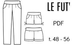 """PACK Patron """"Le Fut"""" - PDF (34-56)"""