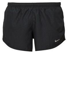 Damit läufst du zu Höchstleistungen auf! Nike Performance MODERN EMBOSSED TEMPO - kurze Sporthose - black für 34,95 € (26.08.15) versandkostenfrei bei Zalando bestellen.