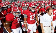 Alabama Crimson Tide's 2014-15 College Football Betting Preview: Focusing on Nick Saban's time in Tuscaloosa, this article discusses the betting conditions and tendencies facing the 2014-2015 Alabama Crimson Tide, while making the case for Alabama reaching its betting peak in 2011.