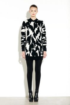 DKNY Resort 2013 Womenswear Collection
