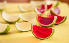 Jelly shots: a gelatina alcoólica divertida