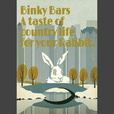 #binkybars #rabbit #treats