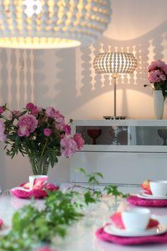 Dining room...lightning by Finnish designer Sami Lamberg