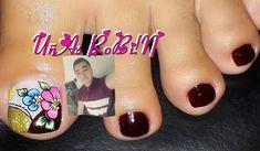 Image may contain: 1 person, text Toe Nail Art, Toe Nails, Toe Nail Designs, Finger, Nail Polish, Instagram Posts, Image, Finger Nails, Tatoo