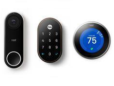 Nest lansează un vizor video pentru uşi, încuietoare inteligentă şi senzor de temperatură