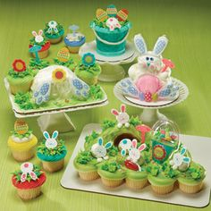 Springtime Sweets: Bunny Tails Collection