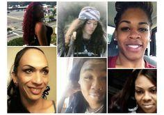 Campaña para recordar a todas las transexuales asesinadas