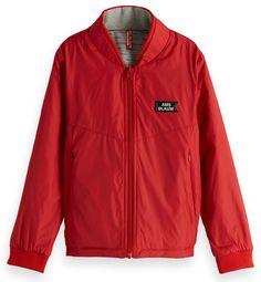 Now available: Reversible Bomber Jacket Jack Jones, Online Purchase, Scotch, Rib Knit, Adidas Jacket, Zip Ups, Rain Jacket, Windbreaker, How To Wear