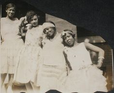 African American flappers 1920S
