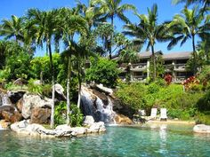 Purchase a timeshare or condo at Hanalei Bay Resort.