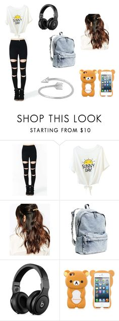 """Mine"" by jonesbet-1 ❤ liked on Polyvore featuring Suzywan DELUXE and H&M"