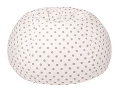 Polka Dot Small Bean Bag Chair