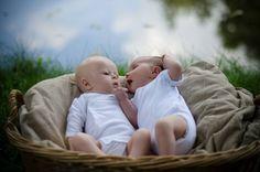 Babyshooting Ideen am See