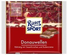 RITTER SPORT Fake Schokolade Donauwellen