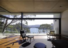 Neeson Murcutt Architects - Castlecrag House