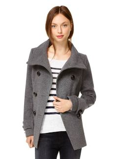 Babaton Howell Wool Coat, now available at Aritzia.com.