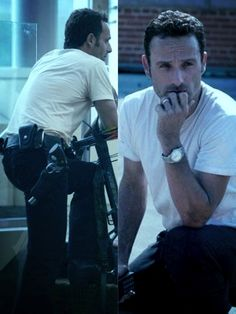 Andrew Lincoln. Drool....