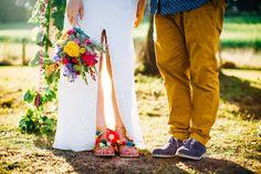Photos de mariage Funky   Floriane Caux   Lifestyle & Funky Wedding Photographer