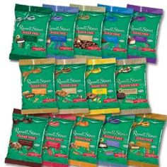 If you are watching your Sugar intake or looking for a delicious diabetic Sugar free treat than this sampler is for you ! EACH MONTH YOU WILL GET 18 BAGS VARIETY YOU CHOOSE THE MONTHS !!! You will get : ​  Sugar Free Toffee Squares | Sugar Free Peanut Butter Cups Sugar Free Chocolate Truffle | Sugar Free Pecan Delights Sugar Free Mint Patties | Sugar Free Dark Chocolate Medallions Sugar Free Coconut | Sugar Free Crispy Caramels Sugar Free Almond Delights | Sugar Free Nougie Nutty Chews…
