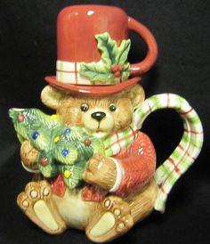 Christmas tea for one