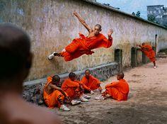 Hunan Province, China By Steve Mccurry