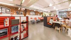 Spaces Madrid Rio I CoolWork #coworking #officespace #workspace