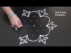 Small Rangoli Design with 7 dots,ಚುಕ್ಕಿ ರಂಗೋಲಿ,Beginners Rangoli with dots Rangoli Designs Latest, Simple Rangoli Designs Images, Rangoli Designs Flower, Small Rangoli Design, Rangoli Border Designs, Rangoli Designs Diwali, Rangoli Designs With Dots, Rangoli With Dots, Beautiful Rangoli Designs
