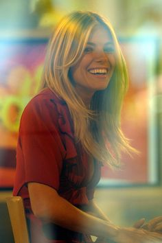 Sienna Miller I want your hair!