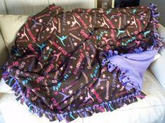 Side lace braid