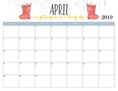 14 Awesome Free Printable Calendar February 2019 Images