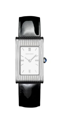 Reflet Medium, a Maison Boucheron Watch creation. A Boucheron creation tells a Story, that of the Maison and your own.