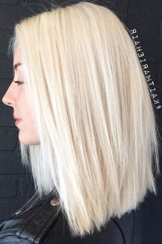 44 Summer Hair Color for Blondes That You Simply Cant Miss for 2019 Latest Hair. 44 Summer Hair Color for Blondes That You Simply Cant Miss for 2019 Latest Hair Colors Platinum Blonde Hair Blondes Color Colors Hair Latest Simply Summer Platinum Blonde Hair Color, Blonde Hair Shades, Blonde Hair Looks, Light Blonde Hair, Blonde Color, Bleach Blonde Hair, Dying Hair Blonde, Platnium Blonde Hair, Thin Blonde Hair