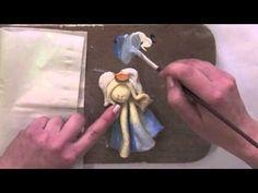 Masa solna - jak barwić i malować masę solną