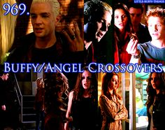 Buffy/Angel Crossovers