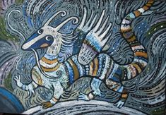 akasi | пастель 2d Art, Tribal Art, Learn To Draw, Graphic Design Art, Gouache, Sculpture Art, Illustration, Folk, Animation